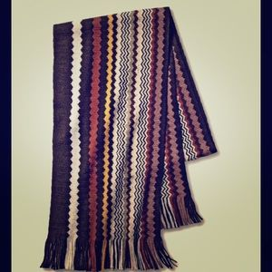 Missoni for Target scarf 🧣